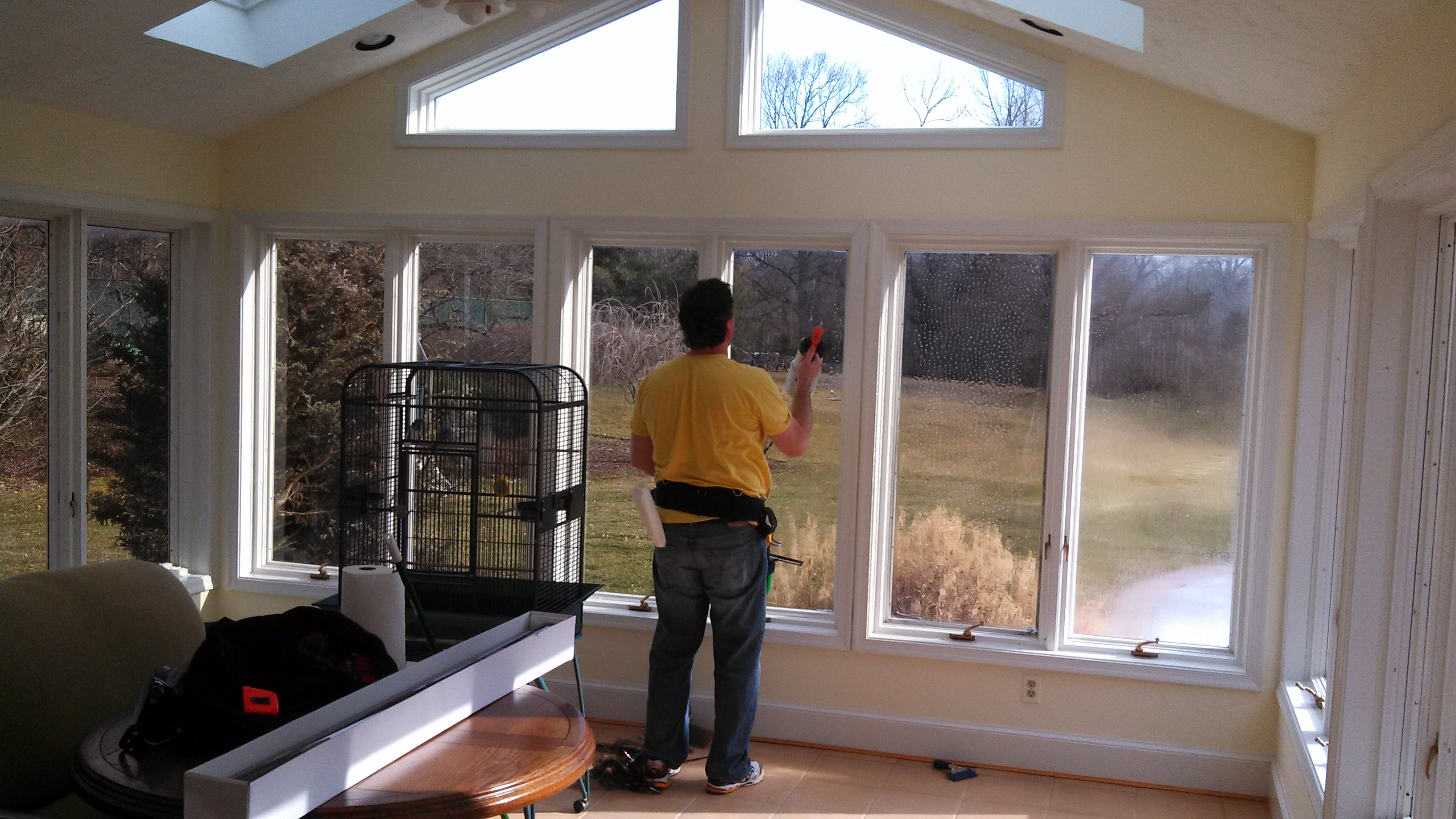 Residential Window Tinting In Kentucky The Tint Man